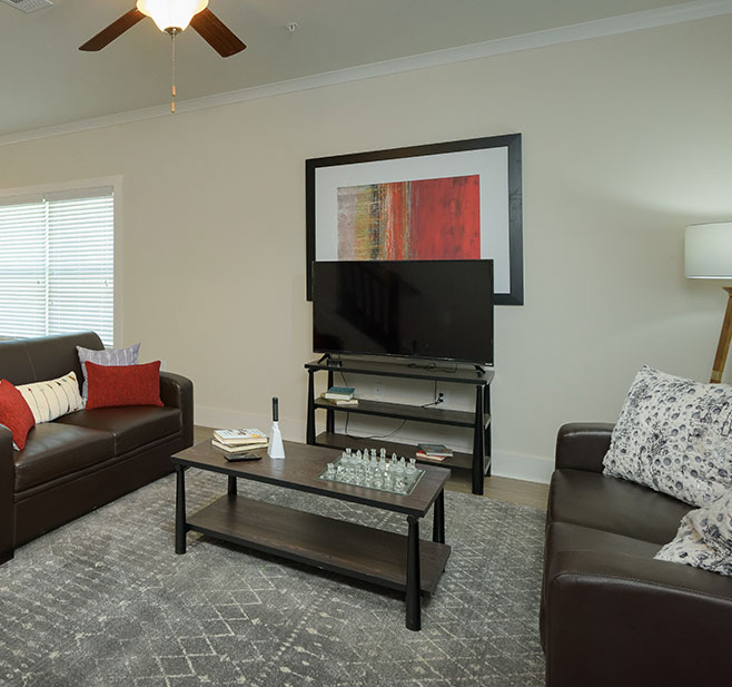 Spacious Apartments With Modern Furnishings - Image 01