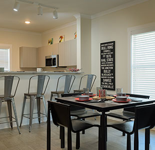Spacious Apartments With Modern Furnishings - Image 02